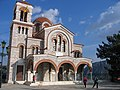 Football (soccer) - Delphi church, Chrisso, Χρισσό - panoramio.jpg