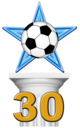 Football Barnstar by quantity 30.png