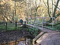 Footbridge on Monarch's Way - geograph.org.uk - 281918.jpg