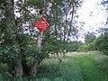 Footpath near Park Bottom, Sherrington - geograph.org.uk - 472584.jpg