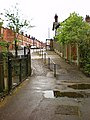 Footpath on to Reservoir Road - geograph.org.uk - 1290747.jpg