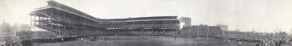 Forbes Field football
