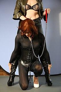 Feminization (activity) Submissive sexual practice