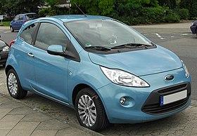 Ford Ka Ii Front  Jpg