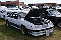 Ford Mustang 1983 GT Saleen RSideFront Mustang Meet FOF 17April2010 (14630471435).jpg