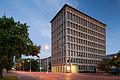 Former Preussag administration building Leibnizufer Hanover Germany 02.jpg