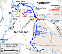 Campaigns For Belmont Fort Henry And Donelson Grants First Civil War