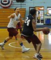 Fort Indiantown Gap National Guard Training Center hosts Joint Armed Forces Women's Basketball Camp 140609-Z-TN694-005.jpg