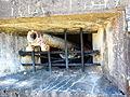 Fort de Vaux kazemat cannon pic1.JPG