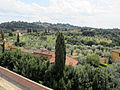 Forte belvedere, vista su arcetri e torre del gallo.JPG