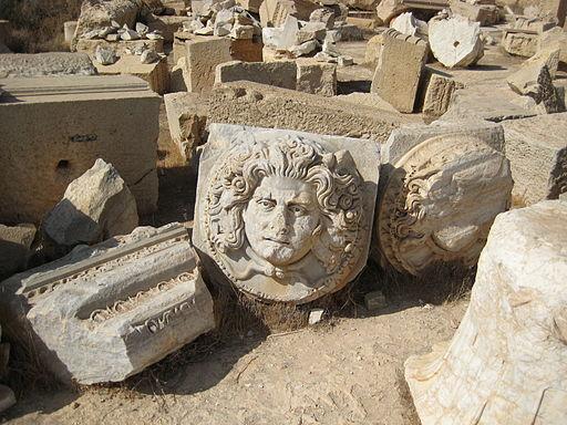Forum Leptis Magna 04