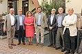 Fotografia del conseller Antoni Comín amb sis exconsellers de Salut. (3).jpg