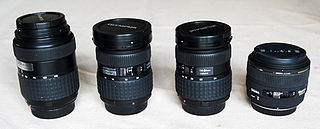 Lenses for SLR and DSLR cameras overview about the lenses for SLR and DSLR cameras