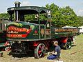 "Fowler Steam Wagon ""Pendle Prince"" (1931) - 14981335971.jpg"