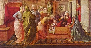 Miracle of St. Ambrogio