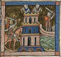 Français 2754, fol. 93, Siège de Péluse (1168).jpeg