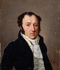 Portrait de François Peccot