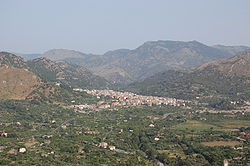 Francavilla and the Alcantara Valley