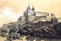 Francisco Javier Parcerisa (1853) Monasterio de Uclés (Cuenca).png