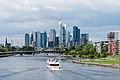 Frankfurt Skyline with river Main 2014.jpg