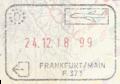 Frankfurt airport stamp Departure.png