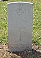 Franklin (Charles Haigh) CWGC gravestone, Allerton Cemetery.jpg