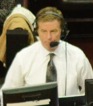 Fred McLeod (sportscaster) - Image: Fred Mc Leod Cavs