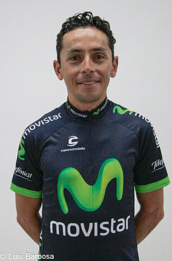 Image illustrative de l'article Freddy González (cyclisme)