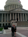 FreeStyle Life Inc. Tommy Swanhaus & Mary Kate Roach on Capitol Hill.tif