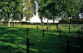 German war cemetery