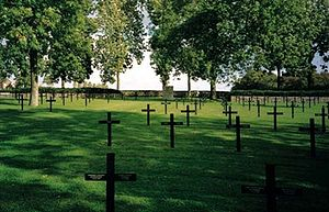 Fricourt - German war cemetery