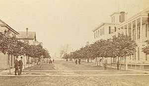 Palatka, Florida - Second Street c. 1880