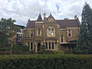 Ormond College - Allen House