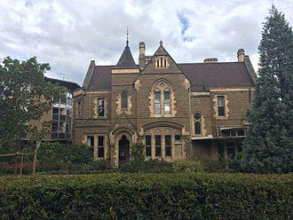 Ormond College - Allen House