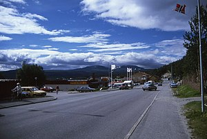 Funäsdalen - Funäsdalen in July 1997
