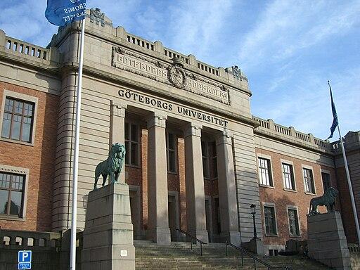 Göteborgs universitet - huvudb