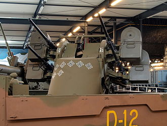 M45 Quadmount - M16 MGMC in Overloon