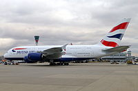 G-XLEH - A388 - Not Available