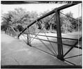 GENERAL VIEW, LOOKING NORTH - McGilvray Road Bridge No. 4, Van Loon Wildlife Area, La Crosse, La Crosse County, WI HAER WIS,32-LACR.V,1-C-3.tif