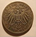 GERMANY, KAISER WILHELM II, 1900 -5 MARKS a - Flickr - woody1778a.jpg