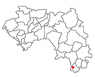 Yomou Prefecture Prefecture in Nzérékoré Region, Guinea