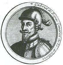 Cap. Gabriel de Rojas y C?rdova