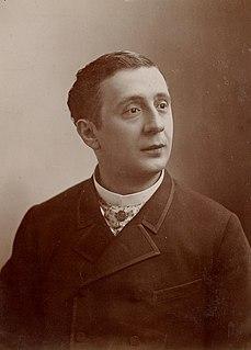 Gabriel Soulacroix French opera singer