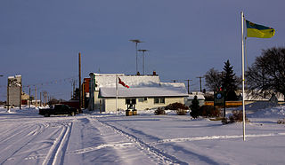 Gainsborough, Saskatchewan Village in Saskatchewan, Canada