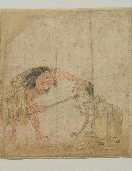 Le Rouleau des êtres affamés 464px-Gaki_zoshi_-_Tokyo_-_part_9