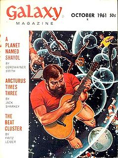 A Planet Named Shayol short story by Cordwainer Smith