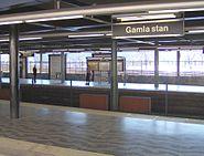 Gamla Stans T-bana