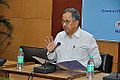 Ganga Singh Rautela Addressing - Valedictory Session - Indo-Finnish-Thai Exhibit Development Workshop - NCSM - Kolkata 2014-12-05 0906.JPG