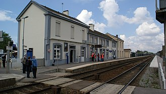 Gare de Noyelles - Gare de Noyelles