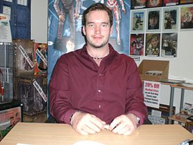 Gareth David Lloyd, l'interprète de Ianto